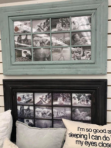 Distressed 12 Frame -  Picture Frame