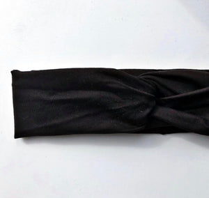 PHOEBE Headband - Black