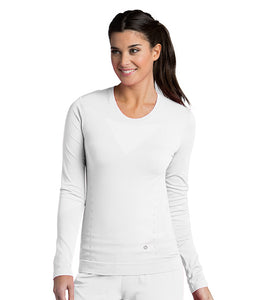 Barco One Women's Knitted Seamless Tee