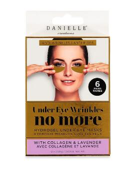 Danielle Wrinkles No More -  Hydrogel Under Eye Mask (6 Pairs)