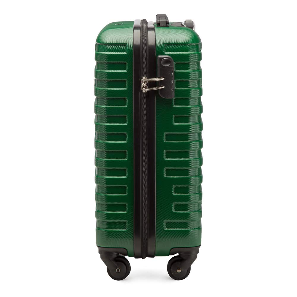 WITTCHEN Arrow Line Hand Luggage, 54 cm, Green (Grün) - Bleisure Travels