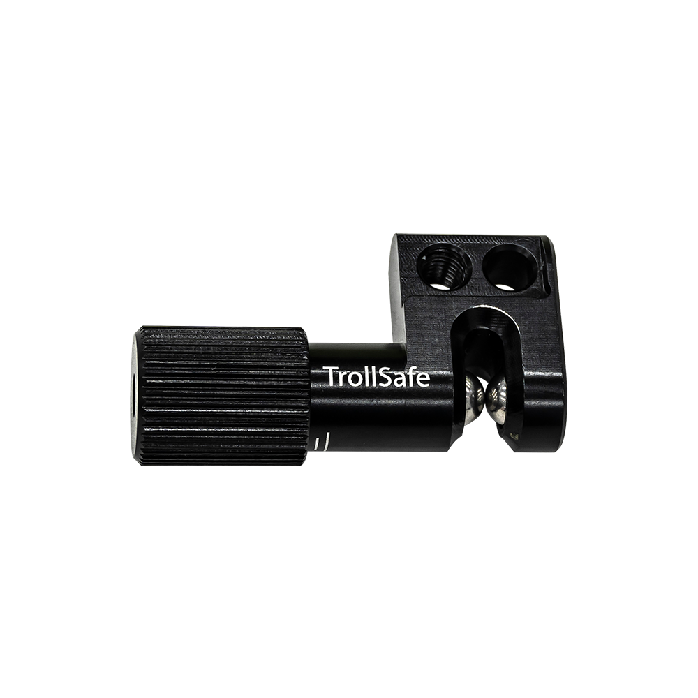 Trolling and safety tension release system for SplashDrone3+ - TrollSafe
