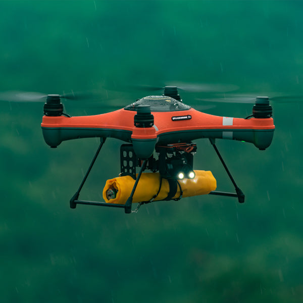SwellPro® Splashdrone 3+ For Rescue