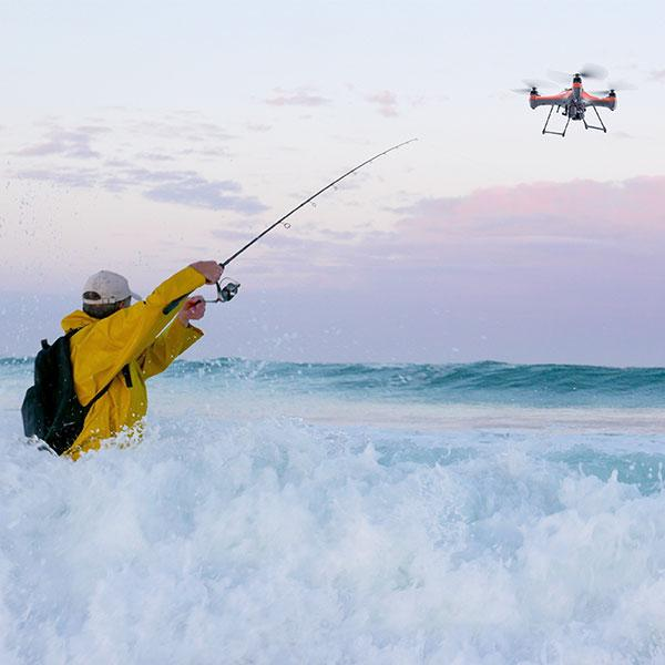 SPLASHDRONE 3+ FOR FISHING-SwellPro Store