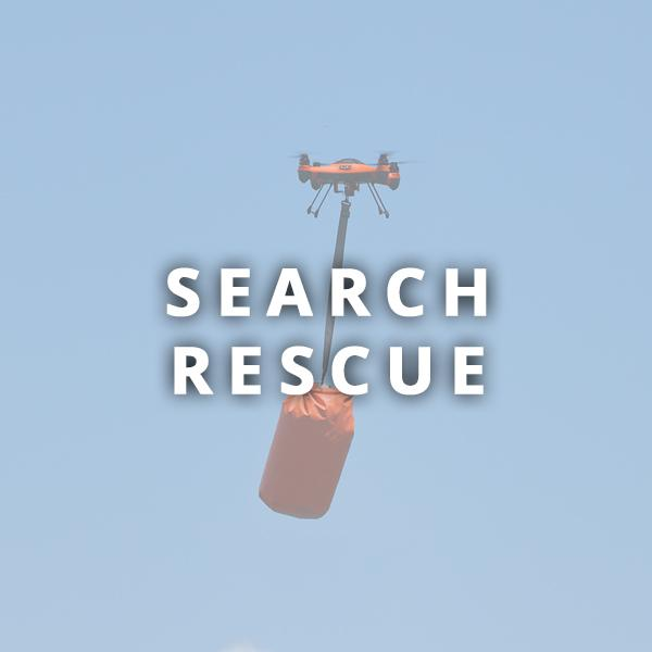 Splashdrone 3+ For Rescue