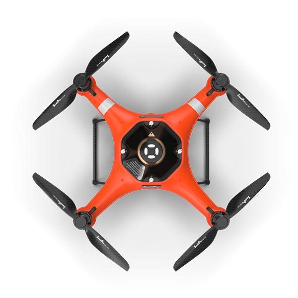 SPLASHDRONE 3+ WATERPROOF BASE PLATFORM-SwellPro Store