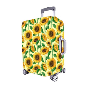 Sunflower 001-BB-LC Luggage Cover
