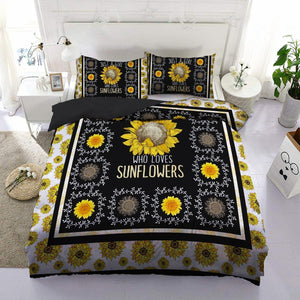 Sunflower 190314HTL-006-NR Bedding Set
