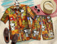 2020 Hot Snoopy Hawaiian Shirts 100% Cotton