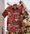 2020 Hot Family Christmas Vintage Hawaiian Shirt 100% Cotton