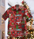 2020 Hot Family Christmas Vintage Hawaiian Shirt