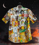 2020 Hot Snoopy and Xmas vacation Vintage Hawaiian Shirt