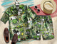 2020 Hot Dog St Patrick's Day Vintage Hawaiian Shirt
