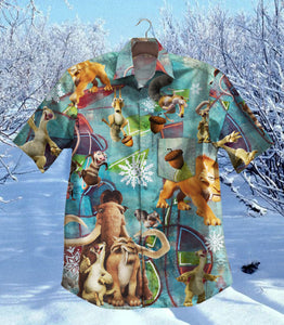 2020 AD192 Vintage Hawaiian Shirt