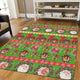 2019 Hot The santaclause film DHV printing Rug