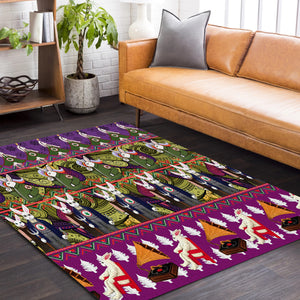 2019 Hot Psychedelic rock DHV printing Rug