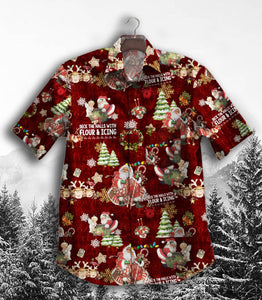 2019 Noel Is Comming GT Hawaiian Shirt