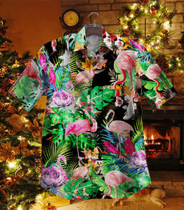 2019 Tropical 2911 BL Hawaiian Shirt