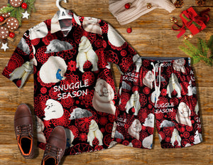 2019 snuggle season BL Hawaiian Shirt