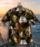 Safari Monkey GT Hawaiian Shirt