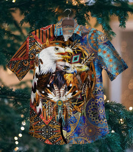 Dreamcatcher 200105NMN-002NV Vintage Hawaiian Shirt