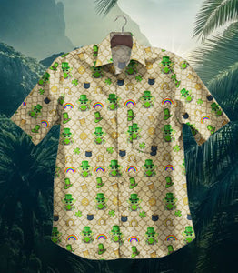 HSM902 Vintage Hawaiian Shirt