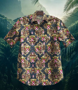 2020 NV922 Vintage Hawaiian Shirt