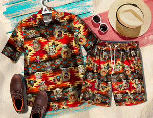GT960 Vintage Hawaiian Shirt