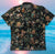 Groot GT1129 Vintage Hawaiian Shirt 100% Cotton