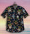 GT1114 Vintage Hawaiian Shirt 100% Cotton