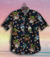 GT1114 Vintage Hawaiian Shirt
