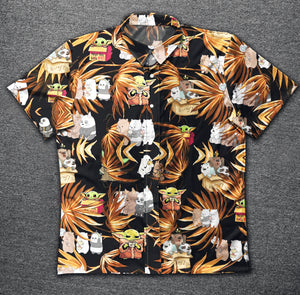 NV1098 Vintage Hawaiian Shirt