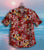 Mickey GT1120 Vintage Hawaiian Shirt 100% Cotton