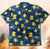Simpson GT1121 Vintage Hawaiian Shirt 100% Cotton