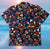 Mickey GT1122 Vintage Hawaiian Shirt 100% Cotton
