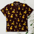 Pluto Dog GT1160 Vintage Hawaiian Shirt