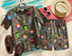 Marvel GT1182 Vintage Hawaiian Shirt