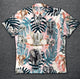 Family elephant NV1209 Vintage Hawaiian Shirt