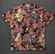 Veteran Jusus 1503 Vintage Cotton Hawaiian Shirt