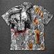 No Pain No gain BT1380 Vintage Hawaiian Shirt