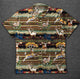 Deer Hunting 1402 Vintage Cotton Men's Hawaiian Shirt