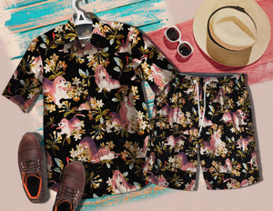 Pet 1452 Vintage Cotton Hawaiian Shirt