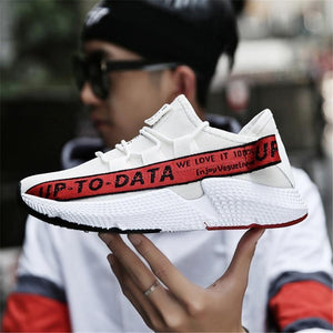 2019 New Casual Shoes Men Breathable Autumn Summer Mesh Sport Shoes Sneakers
