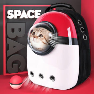Pokebag Bring Your Pet With You Everywhere