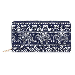 Hippie Elephant Wallet