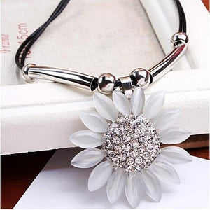 Sunflower Necklace SN02