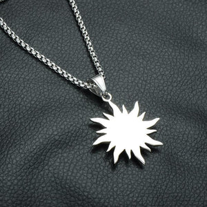 Sun Totem Necklace