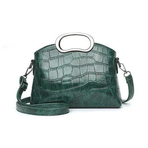 Vintage PU Leather Handbag
