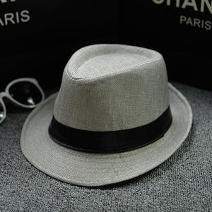 Solid Pattern High Quality Cotton Hat