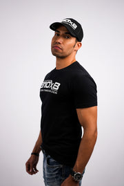 Men's B10xB Black T-Shirt